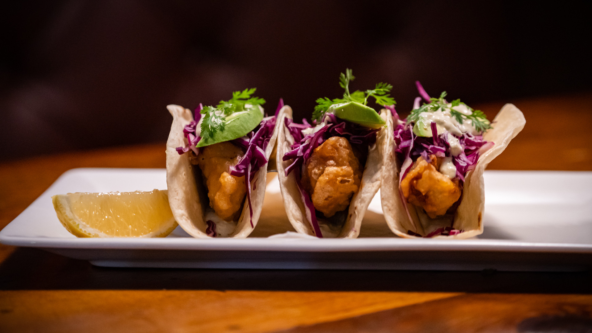 The best new restaurants in Toronto | Fish tacos at Prohibition Social House