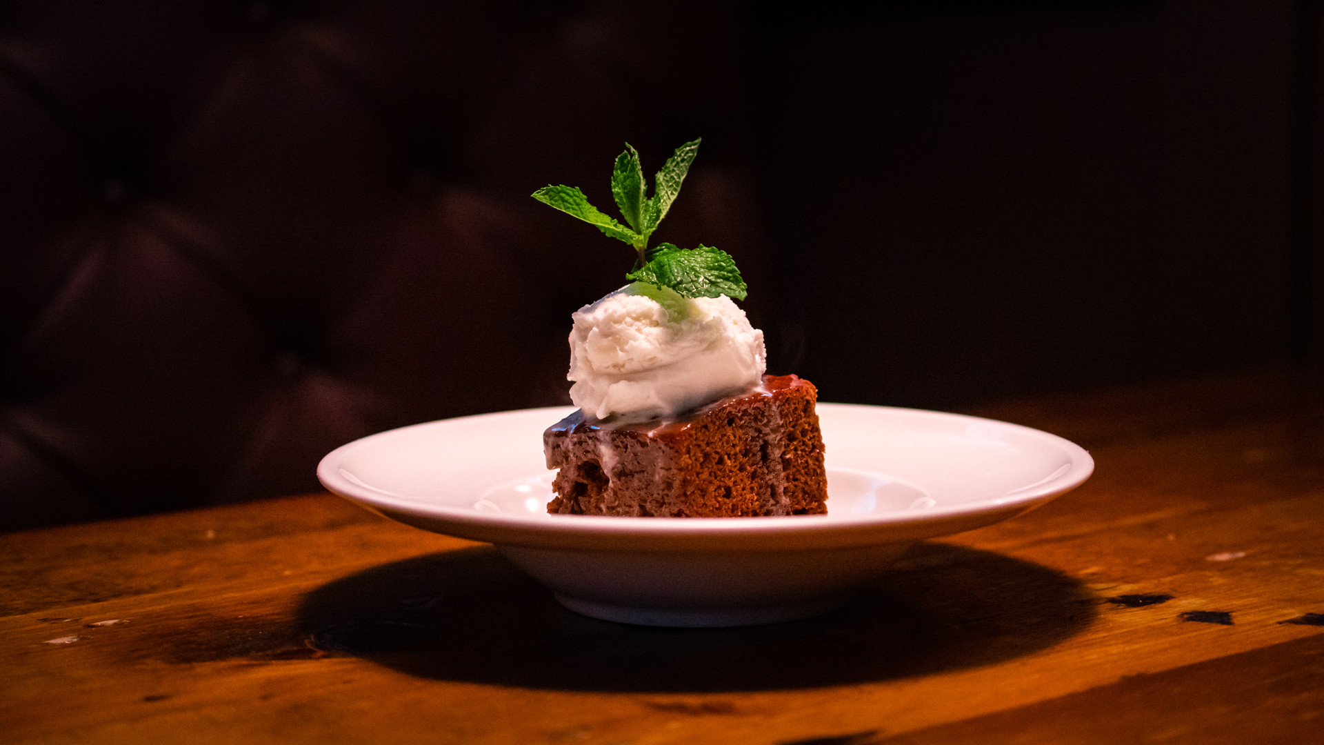 The best new restaurants in Toronto | A chocolate dessert at Prohibition Social House