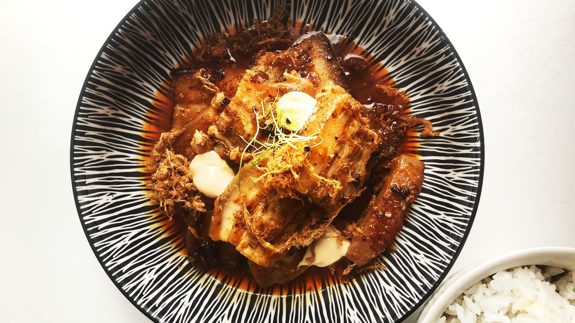 The best new restaurants in Toronto | Pork adobo from Adobar
