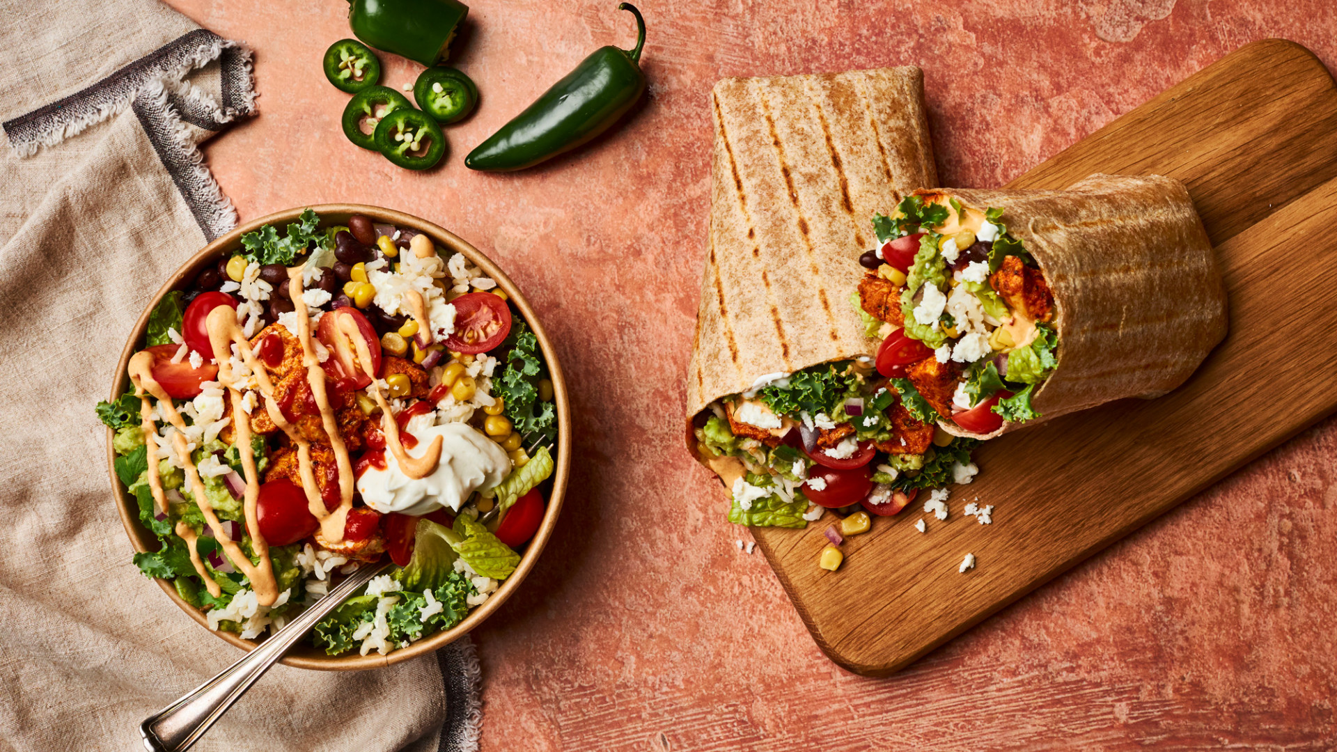 Luisa's Burritos and Bowls