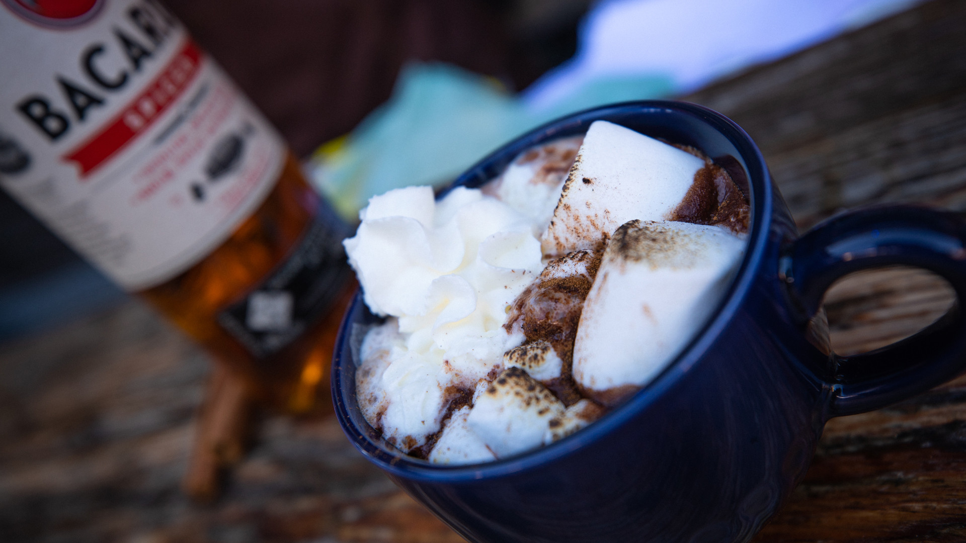The best new restaurants in Toronto | A hot choco-latte with toasted marshmallows at Parkette