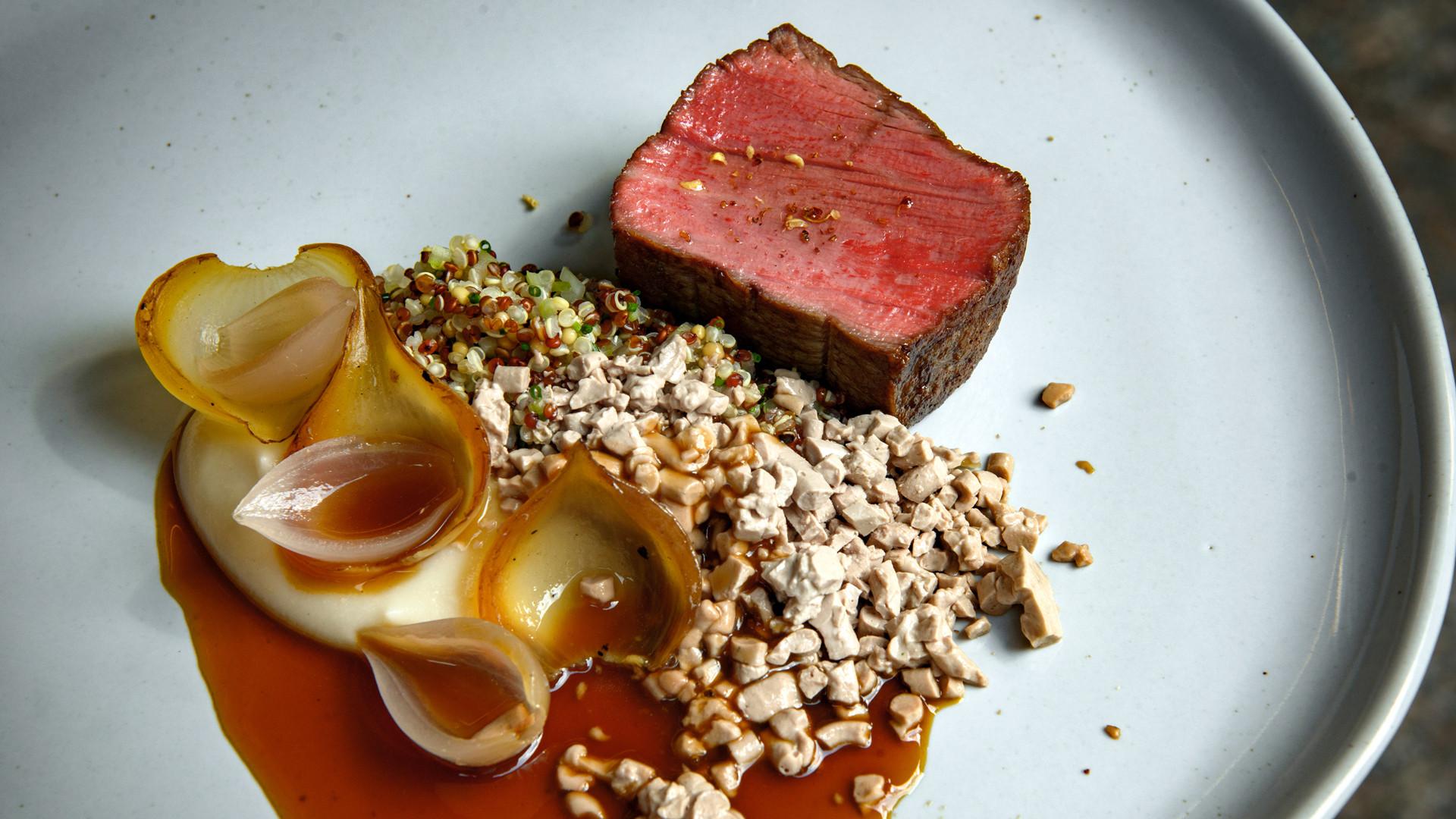 The best new restaurants in Toronto | Steak at Enigma Fine Dining