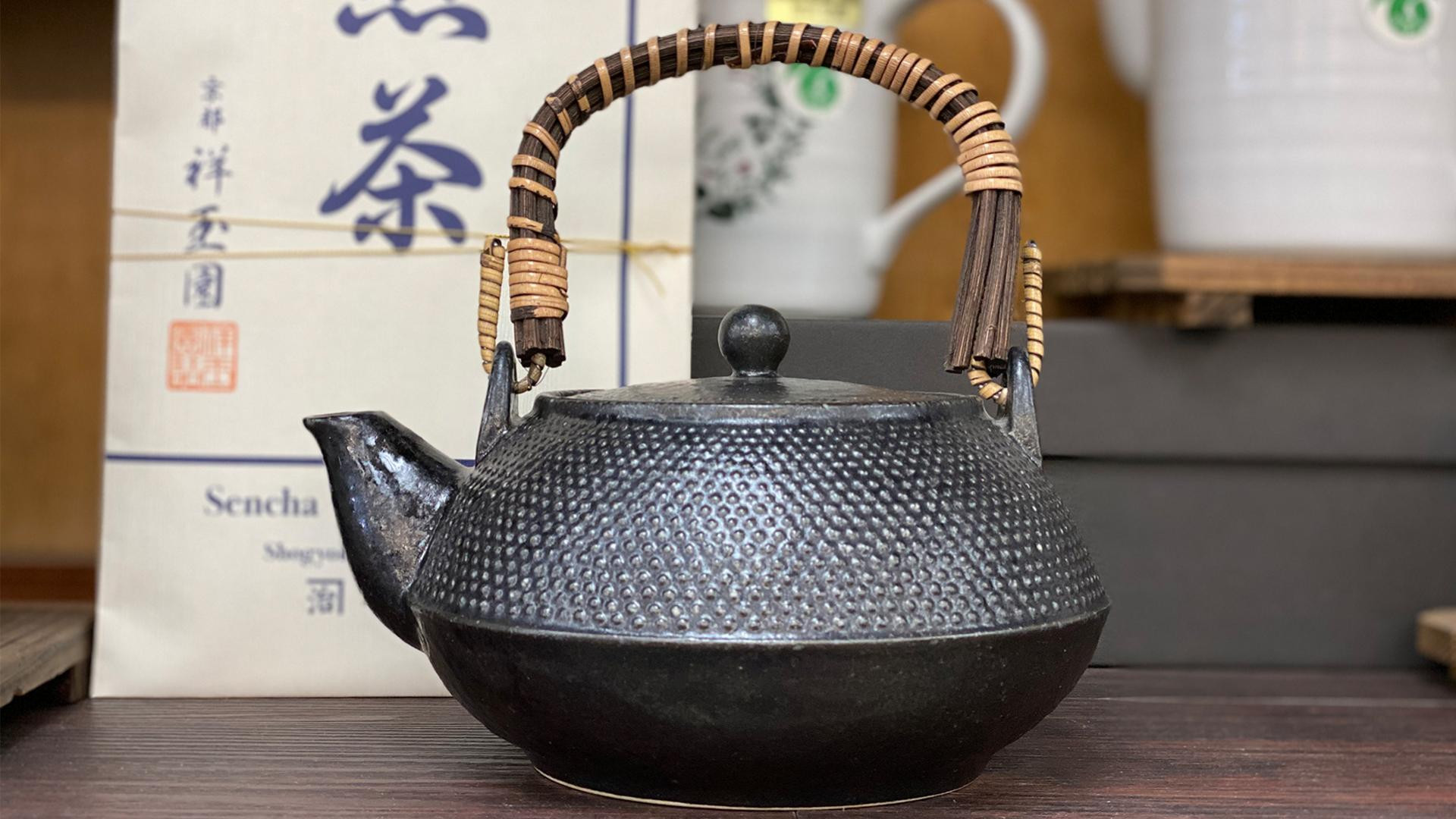 Local businesses in Toronto |A teapot at Sanko Trading Co.