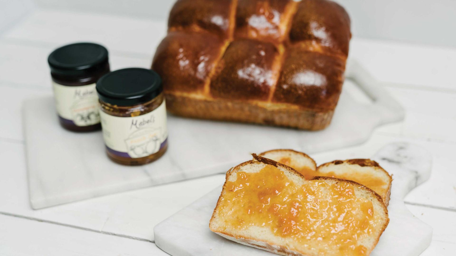 Baking bread: Mabel's Bakery challah bread