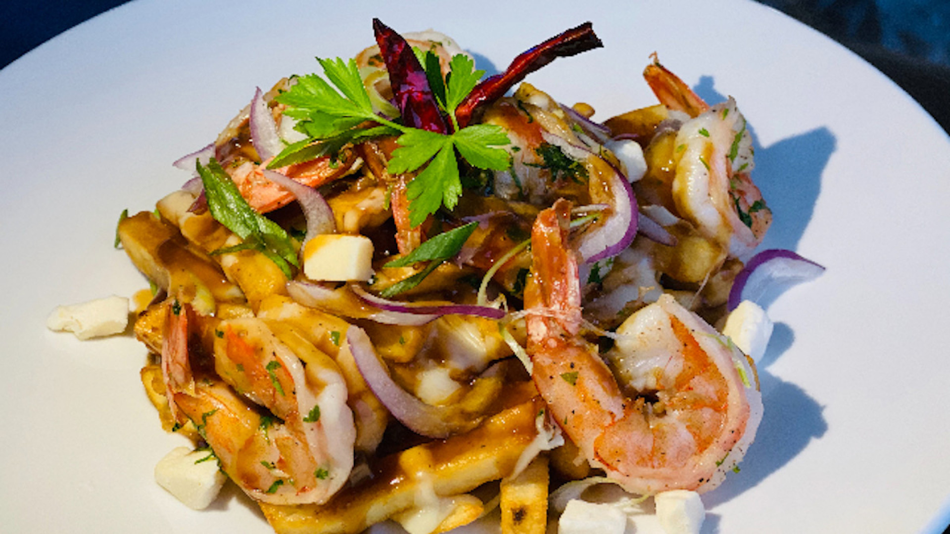 Things to do in Toronto | La Poutine Week | A poutine from West Coast Sandwiches