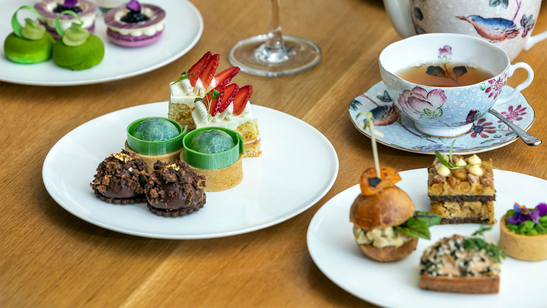 The best Toronto hotels for a staycation | Afternoon tea at The Shangri-La hotel