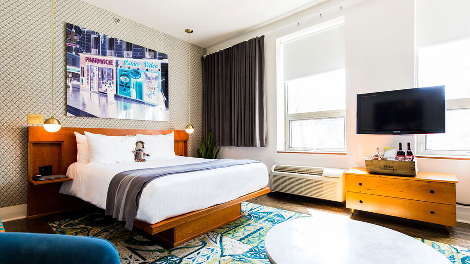 The best Toronto hotels for a staycation | Suite at The Drake Hotel