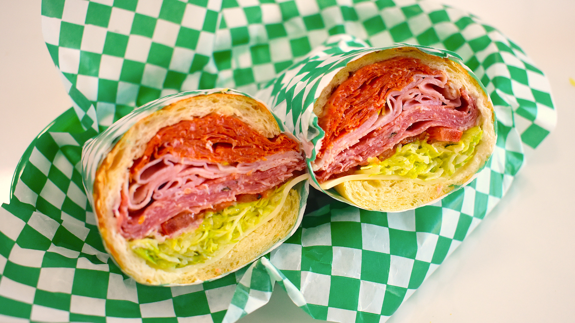 The best sandwiches in Toronto | Classic combo at Lambo's Deli & Grocery