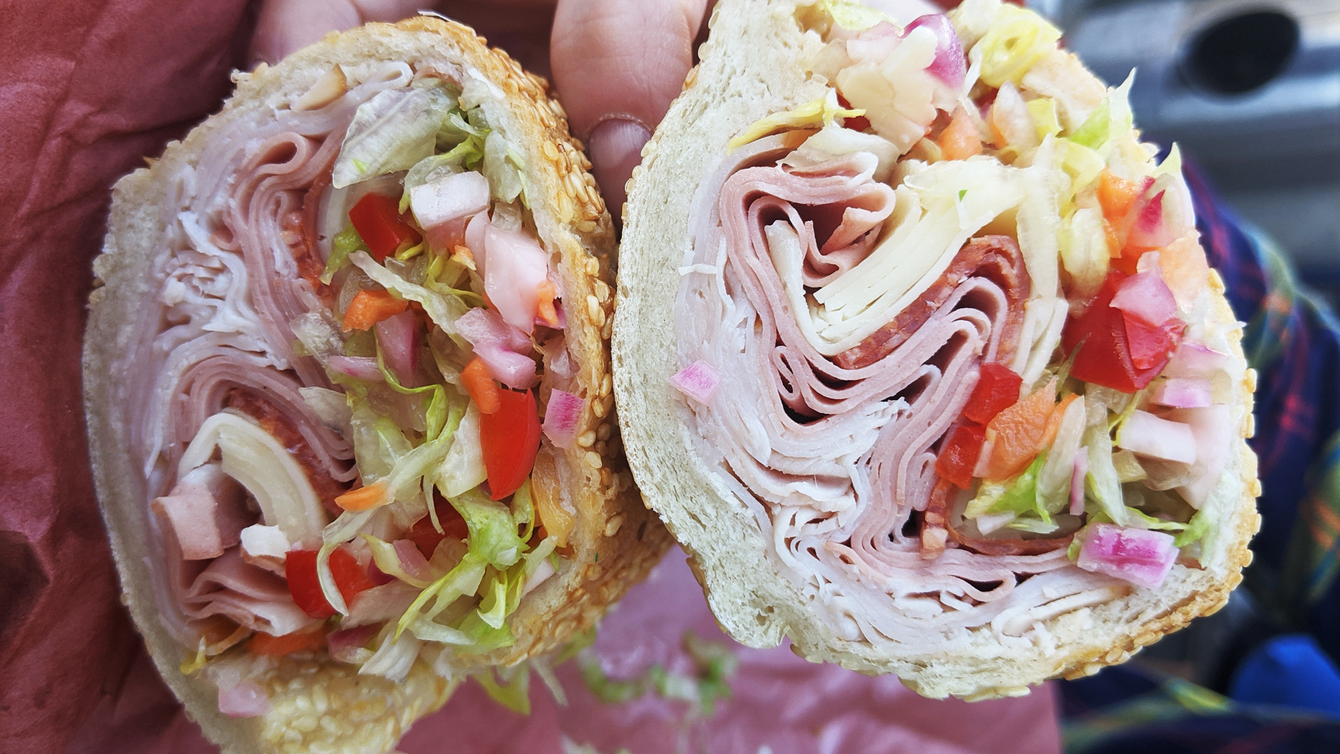 The best sandwiches in Toronto | La Cantina sandwich at Flora's Deli