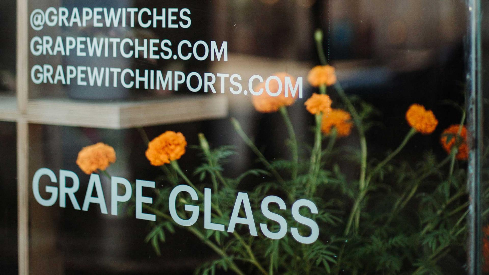 Grape Glass | natural wine shop Dundas St W.
