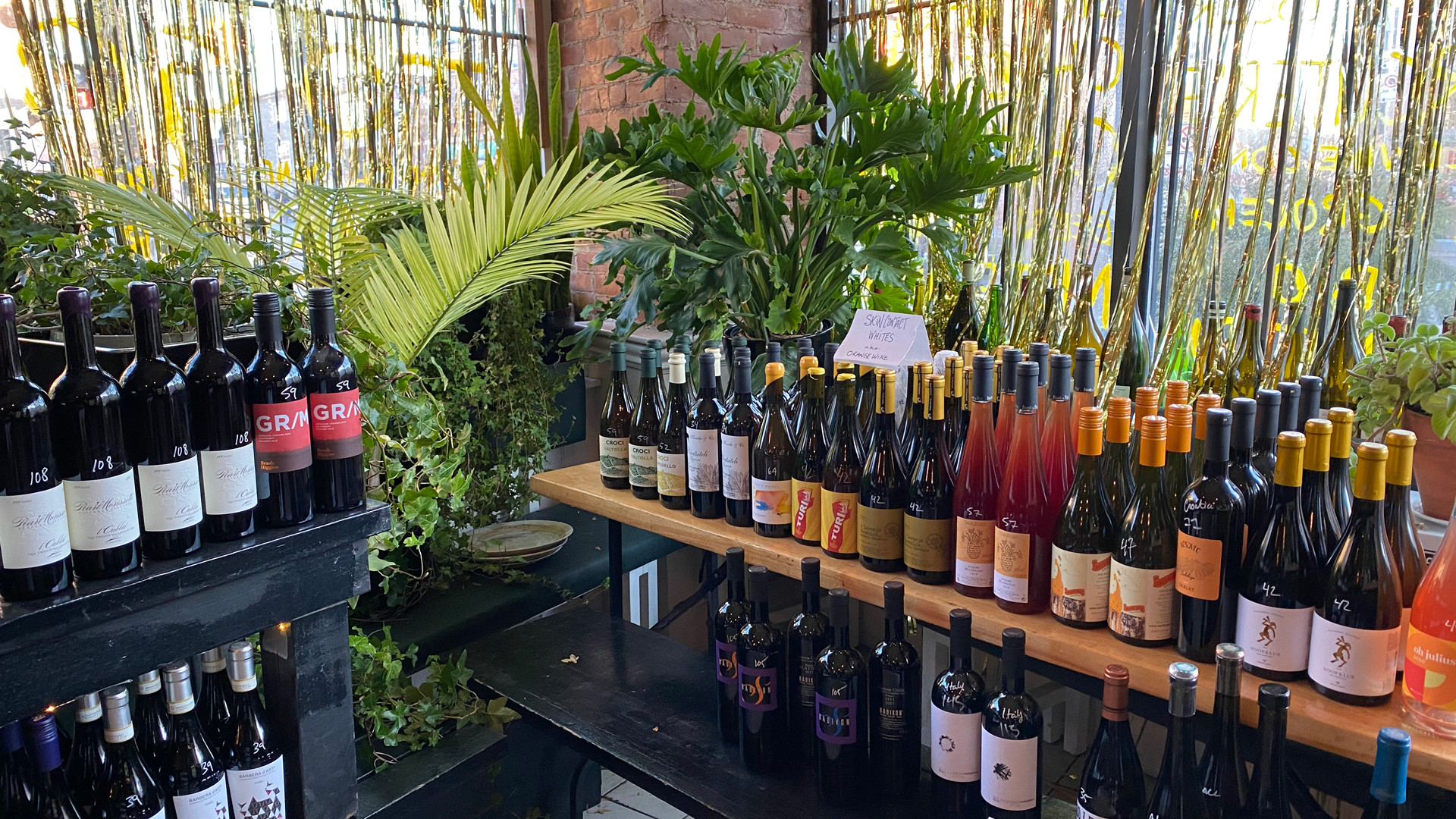 The best bottle shops in Toronto | Midfield has a wide variety of wine for sale by the bottle