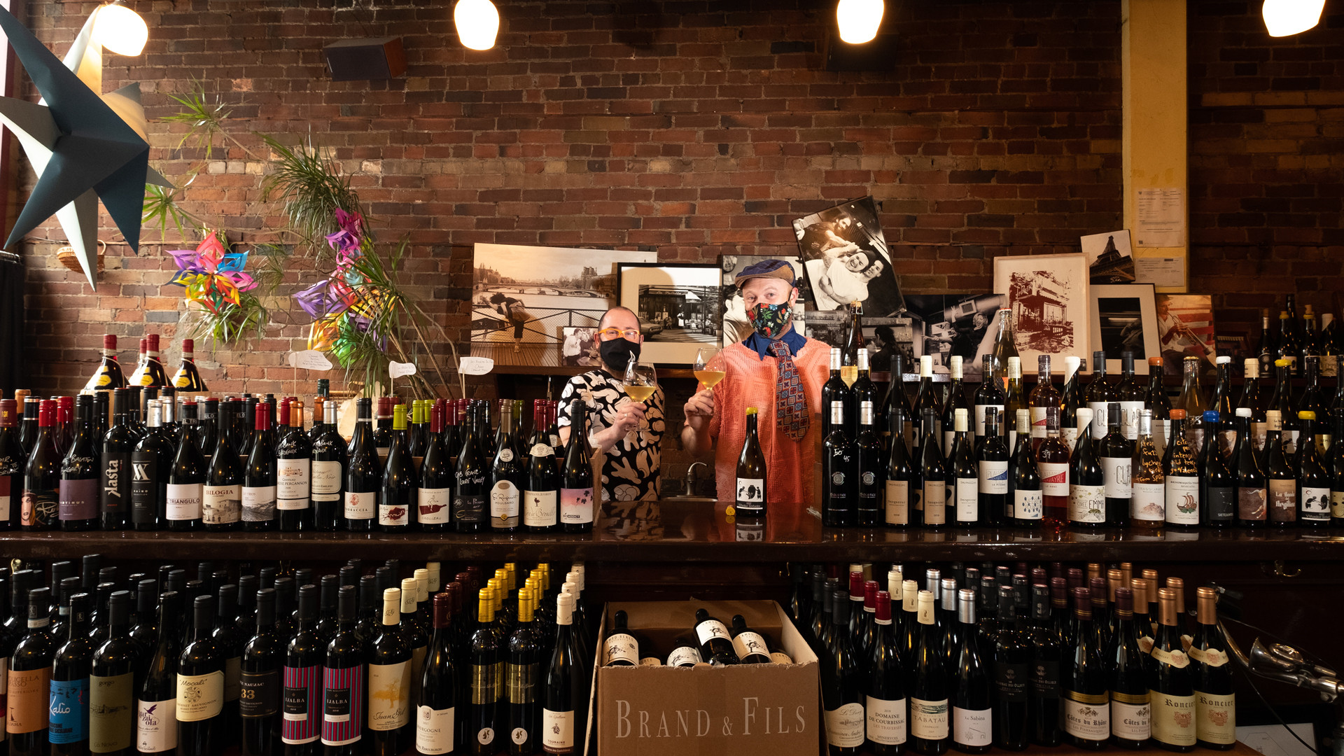 The best bottle shops in Toronto | La Palette sells wine by the bottle