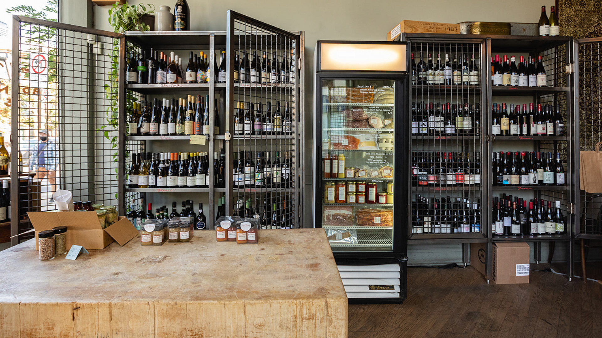 The best bottle shops in Toronto | A wide variety of wine at Peter Pantry