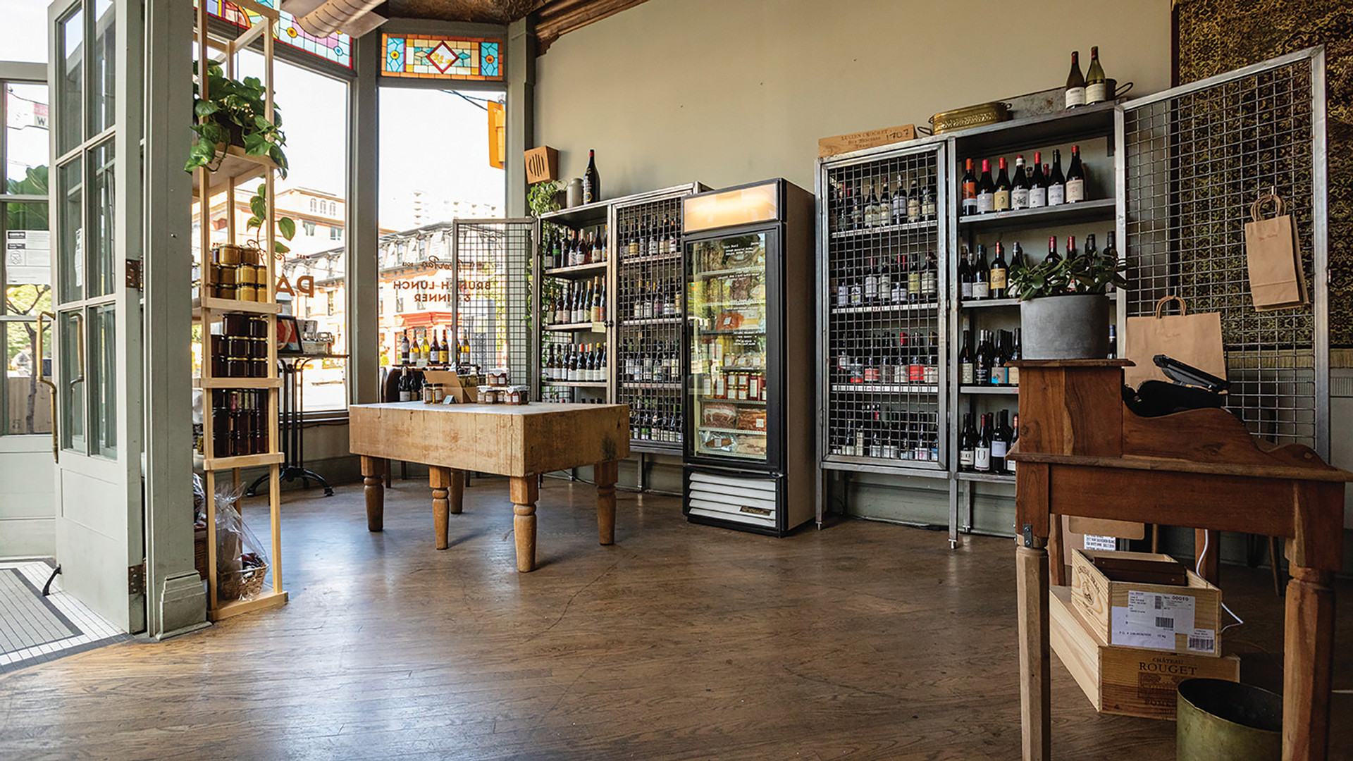 The best bottle shops in Toronto | The interior of Peter Pantry