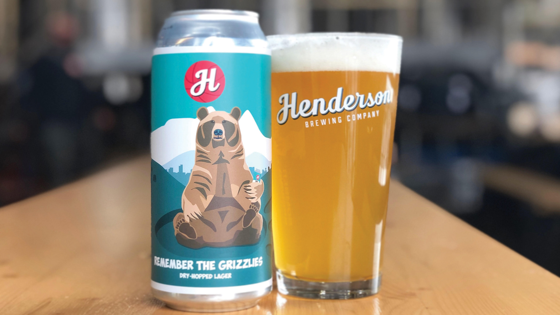 Henderson Brewing | Ides of November 2019: Remember the Grizzlies