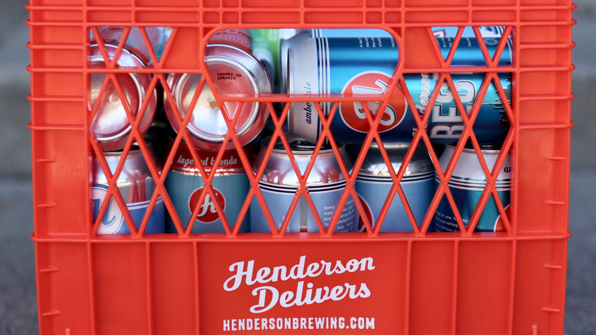Henderson Brewing | Beer delivery from Henderson