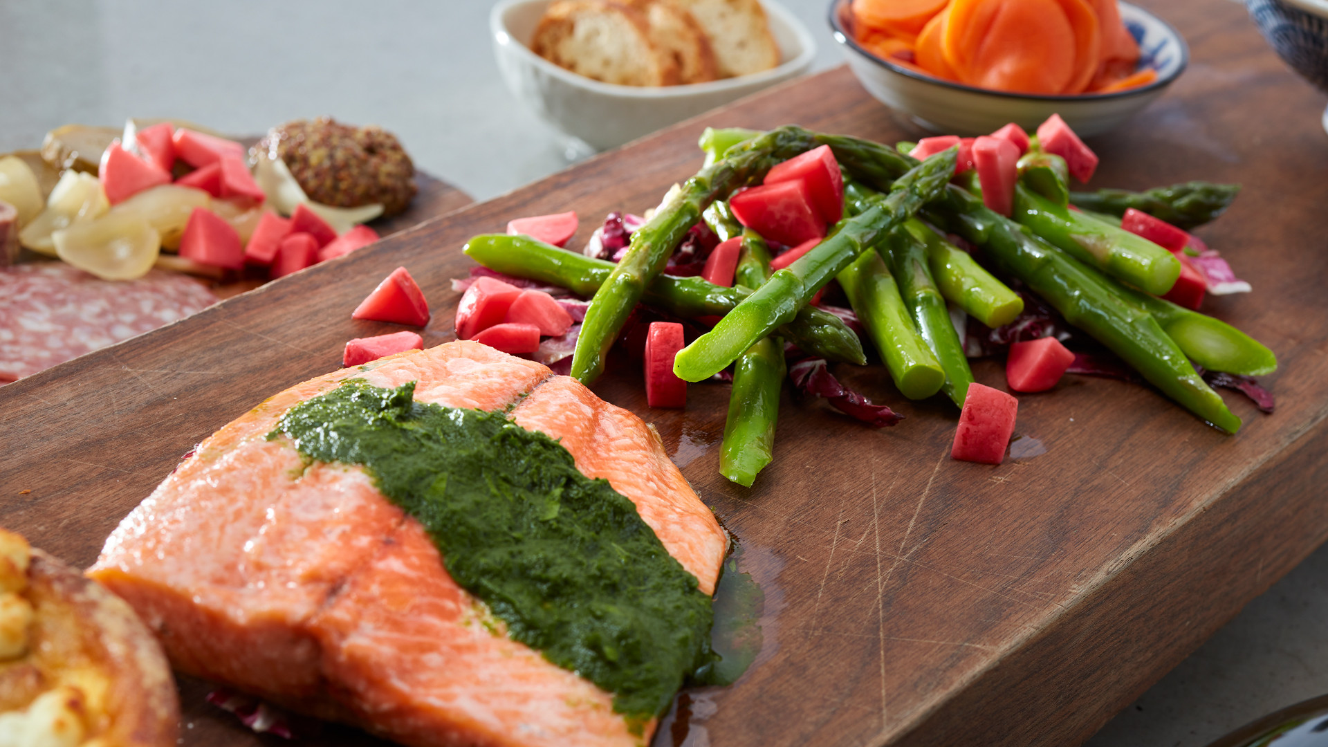 Mother's Day 2021: Salmon and other treats from the AGO's Mother's Day Luncheon