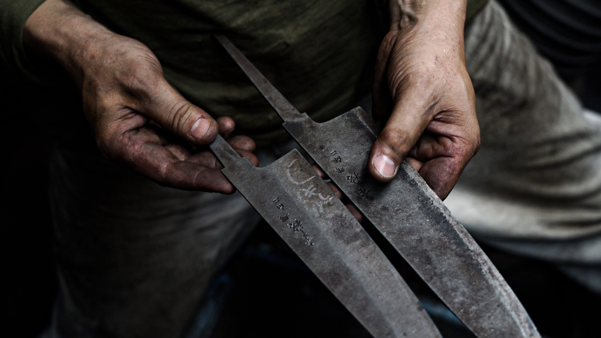 Tosho Knife Arts Toronto | Handmade Japanese knives