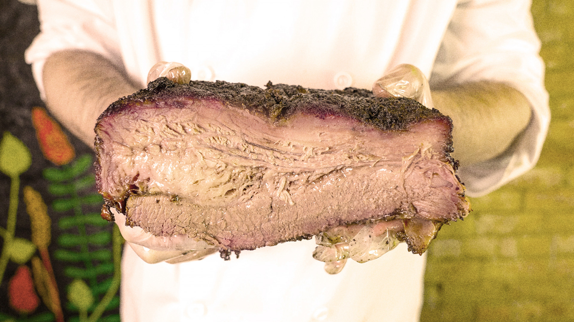 The best new restaurants in Toronto | A slab of AAA beef brisket from Camp Smokehouse