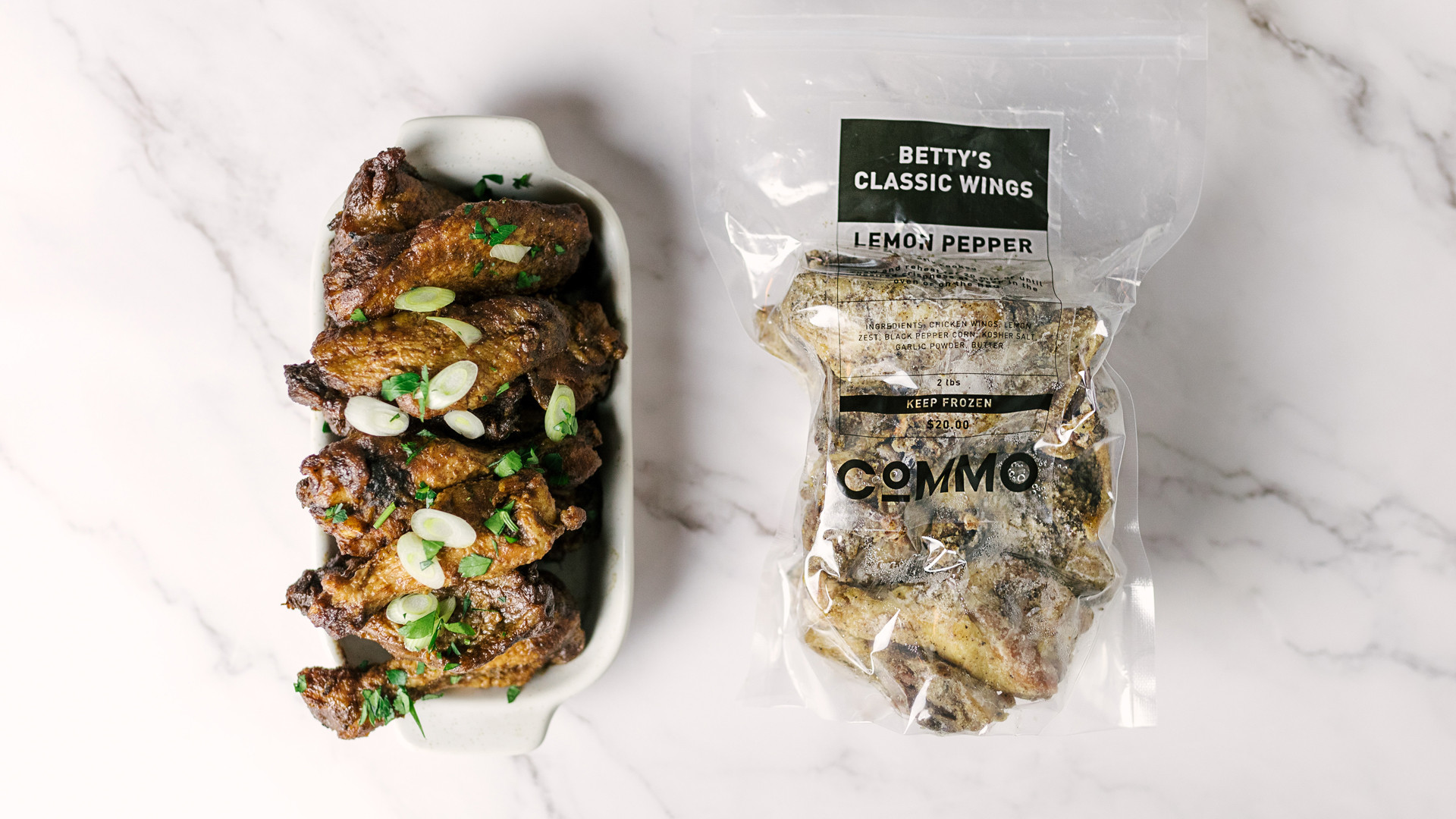 The best new restaurants in Toronto | Betty's classic chicken wings at CoMMO Kitchen