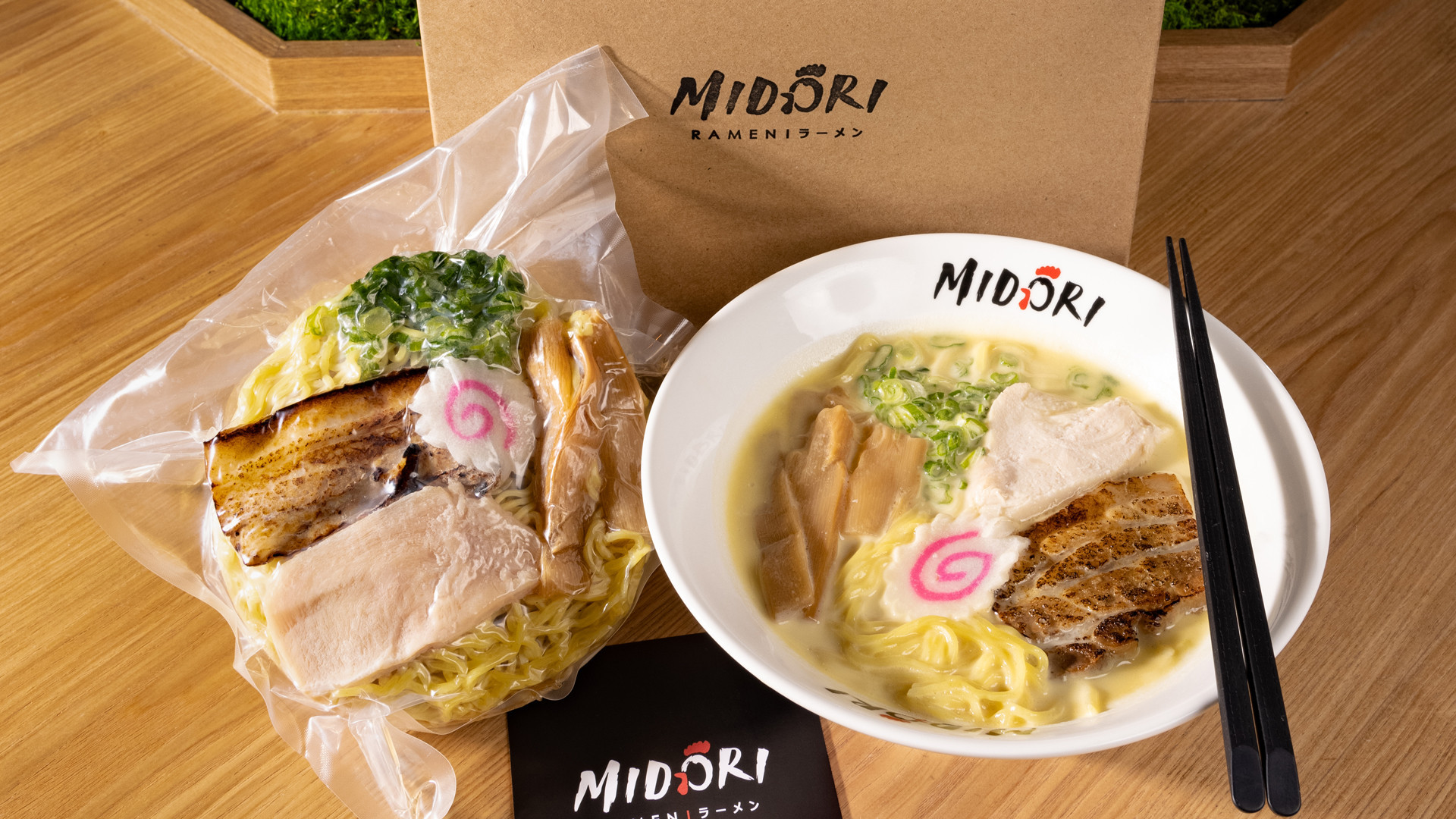 The best new restaurants in Toronto | Frozen ramen packs for takeout at Midori