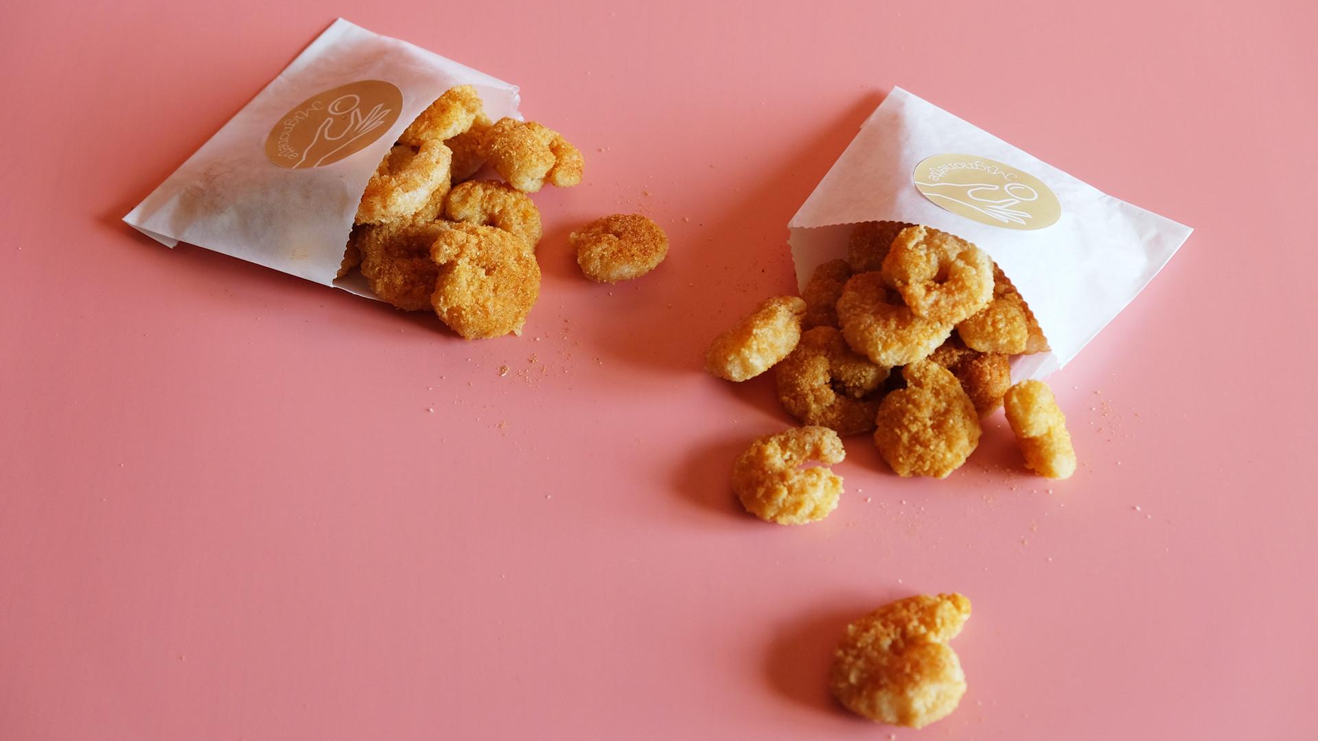 Bar Mignonette, Dundas West restaurant review | Popcorn shrimp at Bar Mignonette