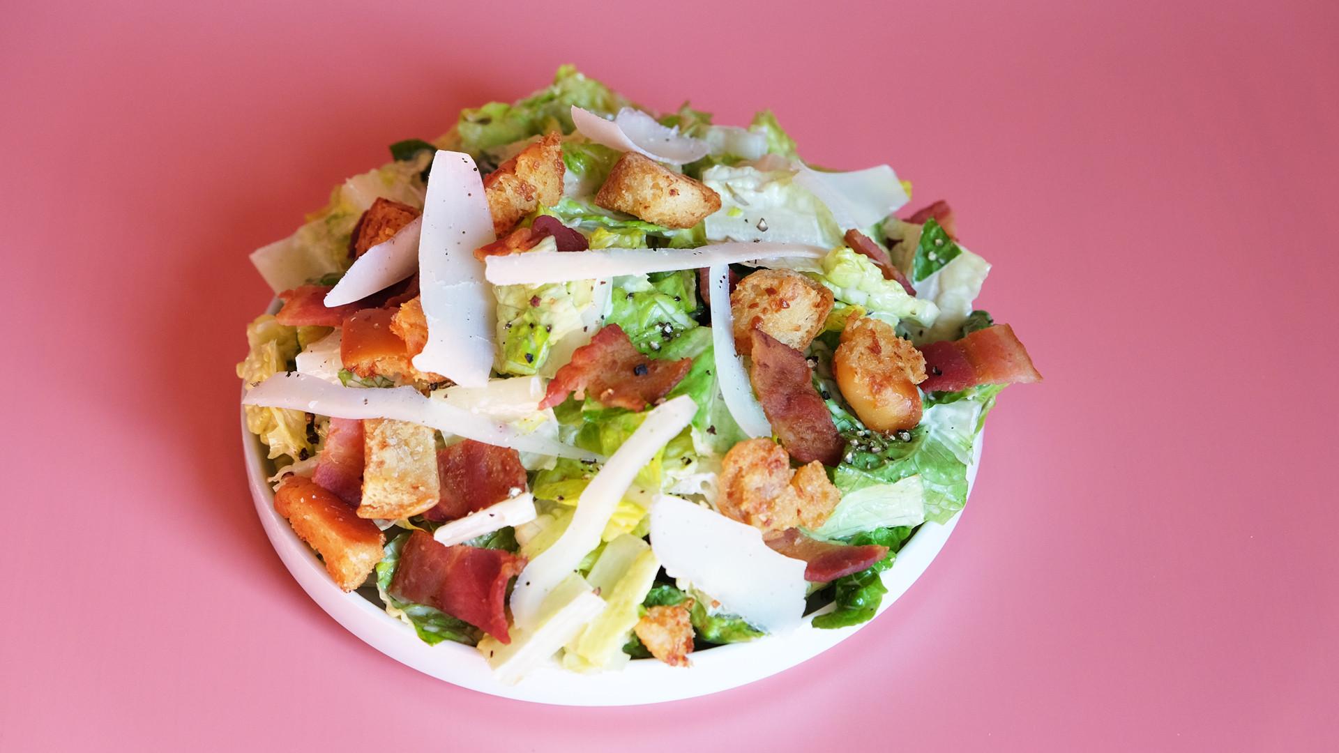 Bar Mignonette, Dundas West restaurant review | Classic caesar salad at Bar Mignonette