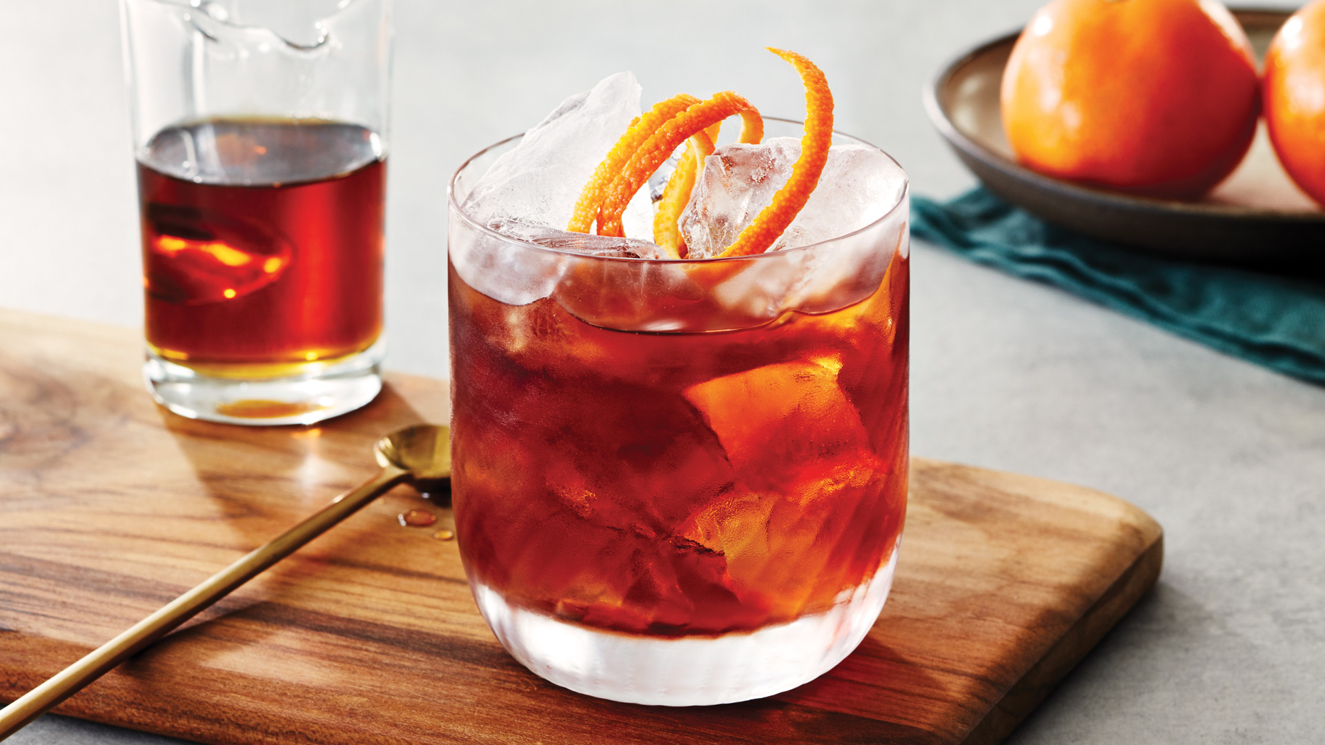 5 of the best whisky gifts at LCBO   An old fashioned with whisky