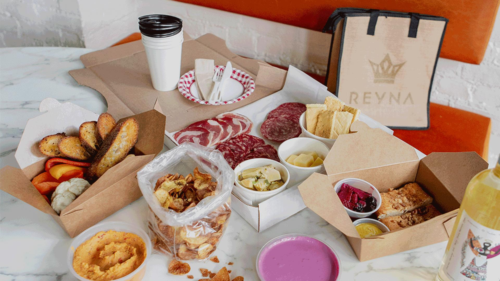 Must-try picnic baskets from Toronto restaurants   Charcuterie and takeout from Reyna on King