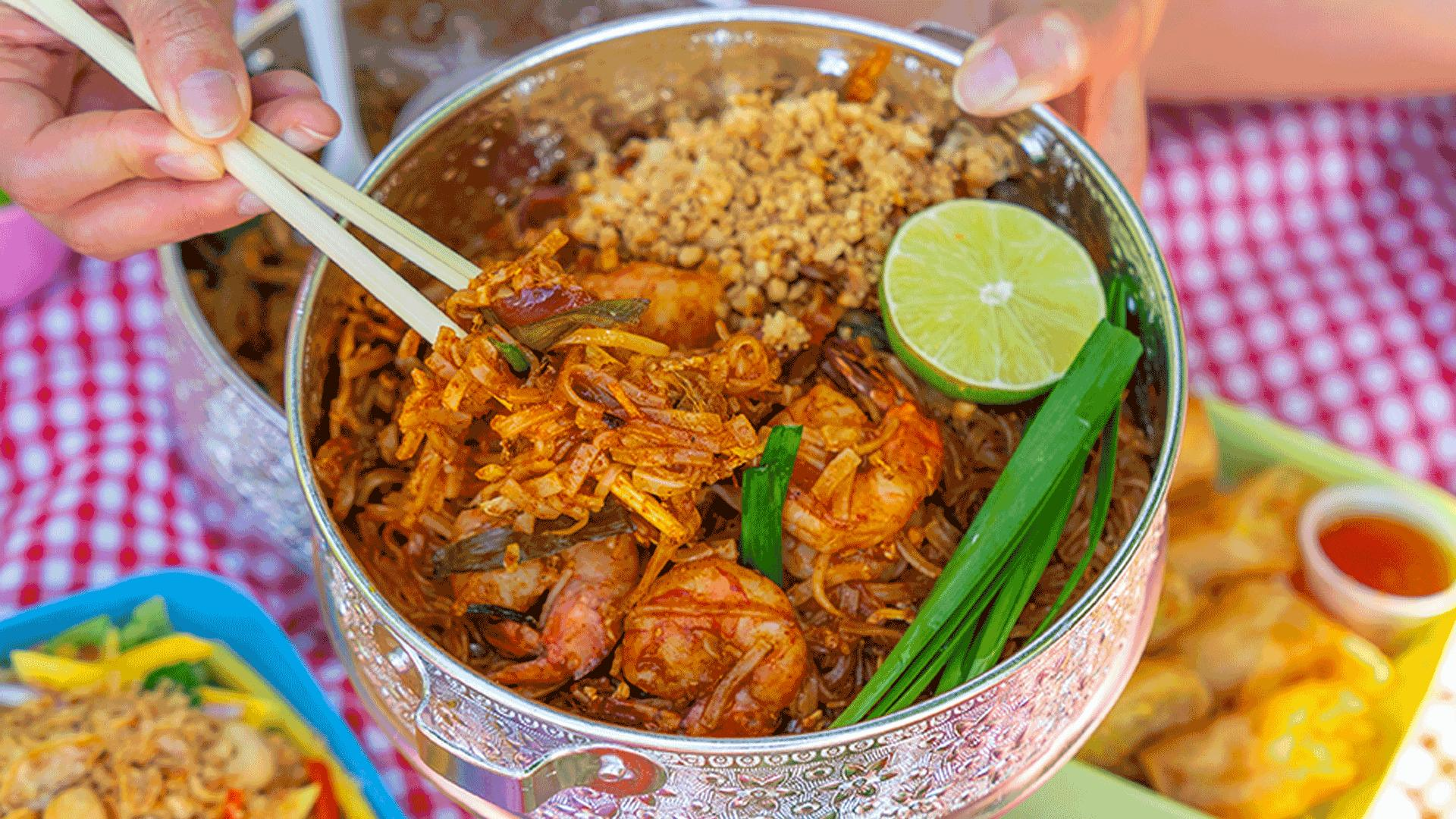 Must-try picnic baskets from Toronto restaurants   Pad Thai from Jatujak