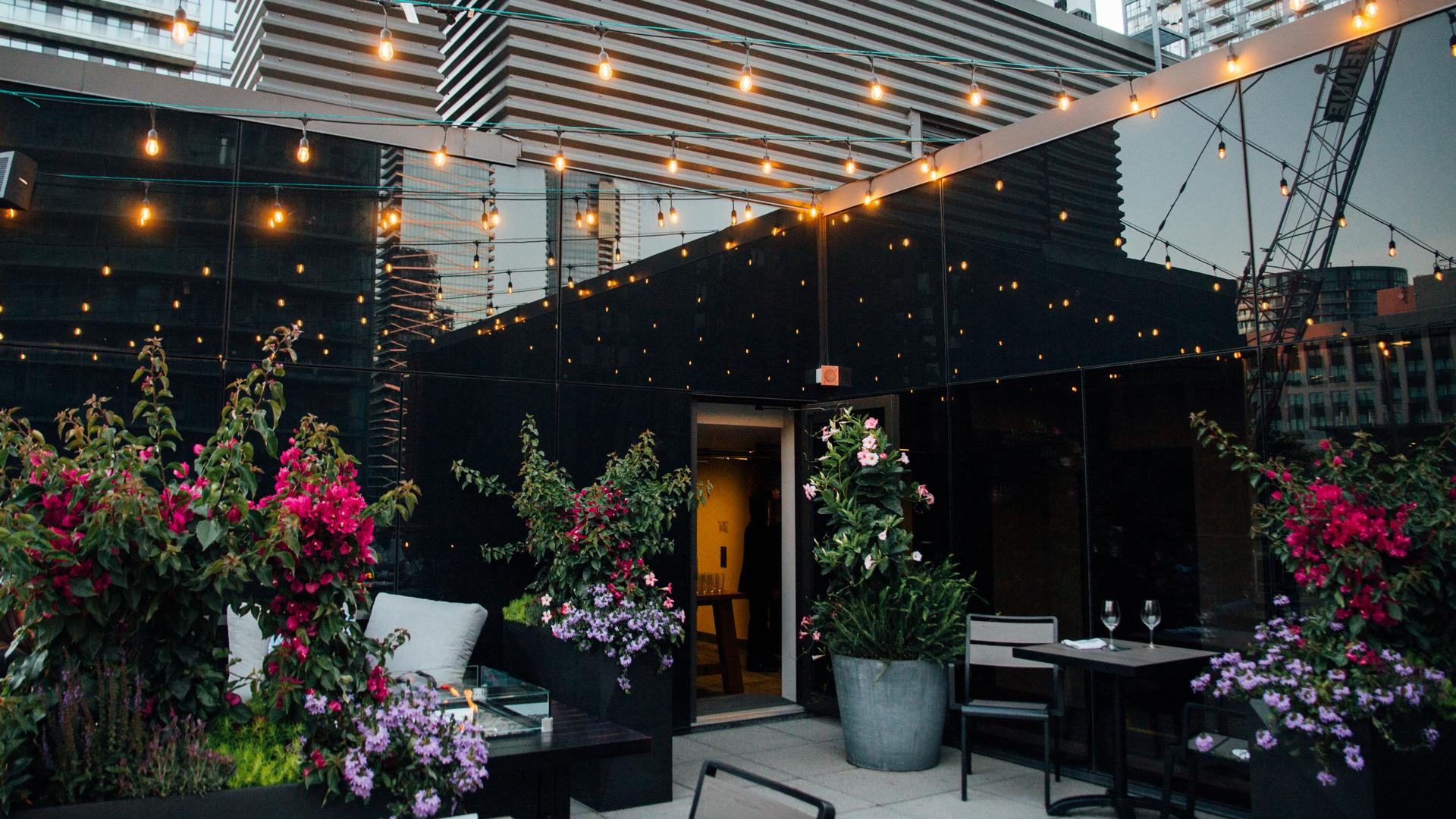 The best rooftop patios in Toronto | Victor Rooftop Terrace