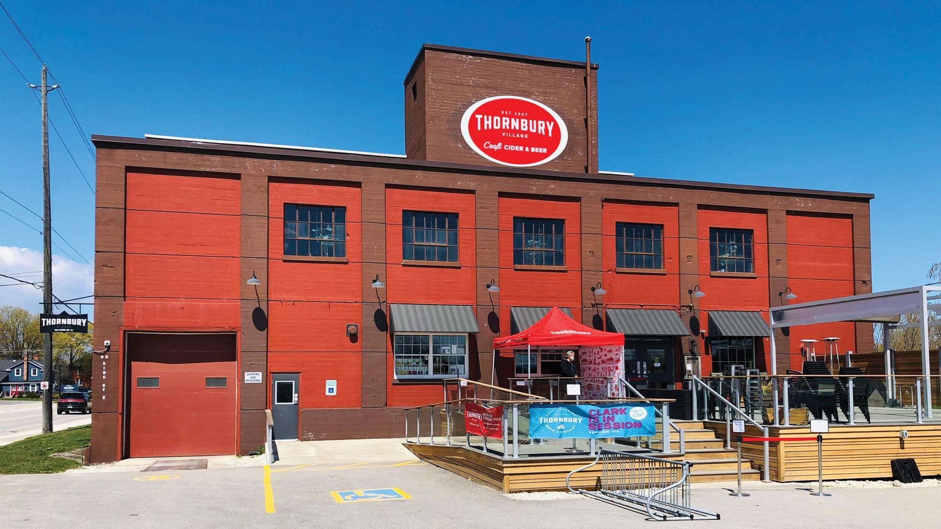 Thornbury Premium Apple Cider | The Thornbury Cider and Brew House