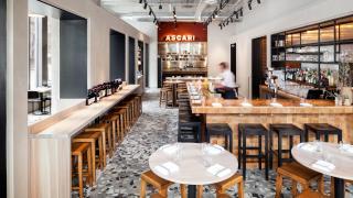 King West restaurants; Ascari Enoteca.