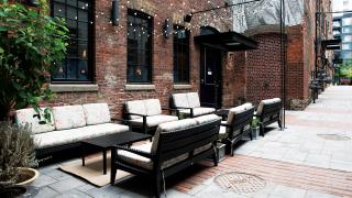 The best patios in Toronto: Lapinou