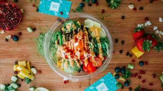 The best restaurants offering delivery and takeout in Toronto | a healthy bowl from Calii Love
