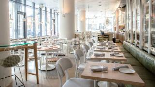 The best restaurants offering delivery and takeout in Toronto: the interior of FIGO