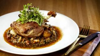 The best restaurants offering delivery and takeout in Toronto | chicken dish at Cactus Club Cafe