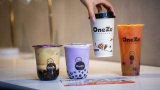 The best bubble tea in Toronto | assorted drinks from OneZo Tapioca
