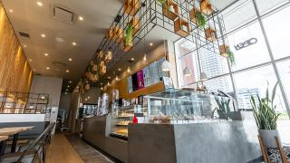 The best bubble tea in Toronto | inside one of the Toronto locations of Chatime