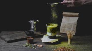 The best bubble tea in Toronto | matcha bubble tea from The Alley in Toronto