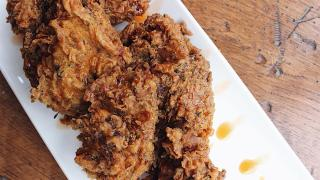 Best Southern soul food restaurants Toronto | the yardbird fried chicken at Roux