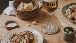 Estrella Damm Culinary Journey   Octopus