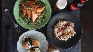 Estrella Damm Culinary Journey   A spread of tapas