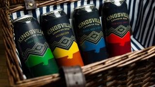 Kingsville Brewery   The lineup of beer
