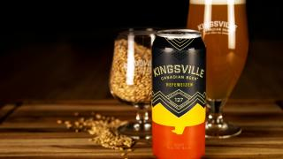 Kingsville Brewery   Hefeweizen