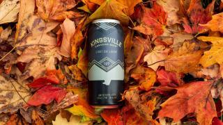 Kingsville Brewery   Light Eh! Lager