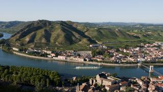Côtes du Rhône: the landscape