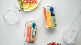 Collective Arts new Toronto brewery and distillery   Collective Arts sparkling gin soda in a can