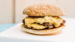 Matty Matheson   The double cheeseburger with Matty's Patty's sauce