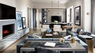 The best Toronto hotels for a staycation | Suite at the St. Regis Toronto